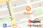Схема проезда до компании ЗаБугор в Нижнем Новгороде