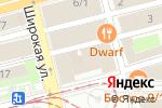 Схема проезда до компании Hookah Time в Нижнем Новгороде