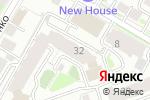 Схема проезда до компании Регион Форум в Нижнем Новгороде
