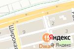 Схема проезда до компании ГЛОБУС-ИТ в Нижнем Новгороде