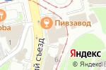 Схема проезда до компании Рио де Жанейро в Нижнем Новгороде