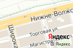 Схема проезда до компании New point в Нижнем Новгороде