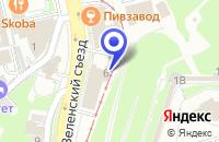 Схема проезда до компании МЕДТЕХ НН в Нижнем Новгороде