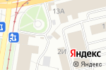 Схема проезда до компании Двери Браво в Нижнем Новгороде