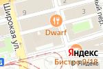 Схема проезда до компании Честный мастер в Нижнем Новгороде