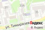 Схема проезда до компании Жаворонок в Нижнем Новгороде