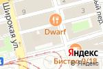 Схема проезда до компании Где Строим в Нижнем Новгороде