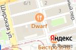 Схема проезда до компании REBEL craft beer в Нижнем Новгороде