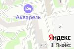 Схема проезда до компании МАРАЩСТРОЙ в Нижнем Новгороде