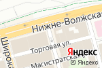 Схема проезда до компании МедиаКонтакт в Нижнем Новгороде