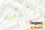 Схема проезда до компании Главное бюро медико-социальной экспертизы педиатрического профиля в Нижнем Новгороде