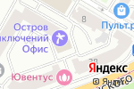 Схема проезда до компании Marketing Division Agency в Нижнем Новгороде