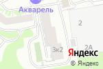 Схема проезда до компании Магнит в Нижнем Новгороде