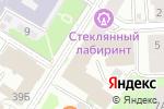 Схема проезда до компании Мир доброй книги в Нижнем Новгороде