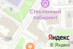 Схема проезда до компании Шаурма на Покровке в Нижнем Новгороде