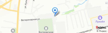 Нижегородтеплоэнерго на карте Нижнего Новгорода
