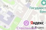 Схема проезда до компании Ланжэри в Нижнем Новгороде