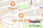 Схема проезда до компании ГИЛ в Нижнем Новгороде