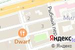Схема проезда до компании Зодчий в Нижнем Новгороде