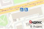 Схема проезда до компании Камин-Эксперт в Нижнем Новгороде