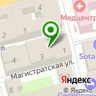 Местоположение компании CSoft НН