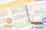 Схема проезда до компании Super-star в Нижнем Новгороде