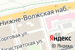 Схема проезда до компании Мегополис в Нижнем Новгороде