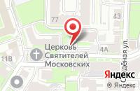 Схема проезда до компании Центр Психотехнологий «Голден Гейт» в Нижнем Новгороде