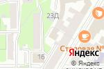 Схема проезда до компании Master-Like в Нижнем Новгороде