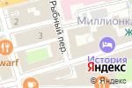 Схема проезда до компании Серебряный ключ в Нижнем Новгороде