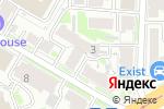 Схема проезда до компании СБ банк в Нижнем Новгороде