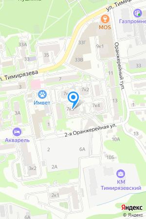 ЖК Квартал Европейский, Тимирязева ул., 7, корп. 3 на Яндекс.Картах