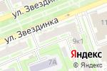Схема проезда до компании Молочная кухня в Нижнем Новгороде