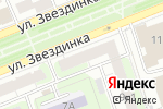 Схема проезда до компании Свежие Традиции в Нижнем Новгороде