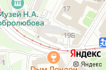 Схема проезда до компании СтопТабак в Нижнем Новгороде