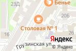 Схема проезда до компании MADSTORE в Нижнем Новгороде