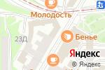 Схема проезда до компании GUSTO в Нижнем Новгороде