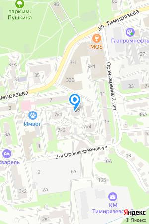 ЖК Квартал Европейский, Тимирязева ул., 7, корп. 2 на Яндекс.Картах