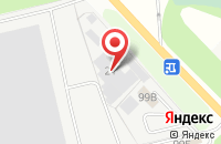 Схема проезда до компании Автолидер в Золотово