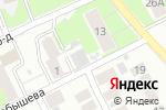 Схема проезда до компании Авто-Холод в Нижнем Новгороде