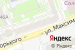 Схема проезда до компании Ваш портной в Нижнем Новгороде