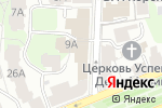 Схема проезда до компании Банк Интеза в Нижнем Новгороде