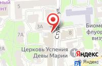 Схема проезда до компании Вип-Риэлти в Нижнем Новгороде