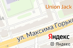 Схема проезда до компании ПОЛИС 52 в Нижнем Новгороде