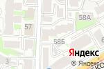 Схема проезда до компании Доктор-plus в Нижнем Новгороде
