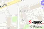 Схема проезда до компании Прометей в Нижнем Новгороде