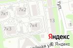 Схема проезда до компании Буцефал в Нижнем Новгороде