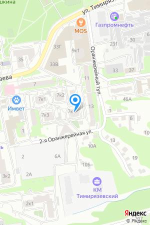 ЖК Квартал Европейский, Тимирязева ул., 7, корп. 4 на Яндекс.Картах