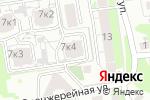 Схема проезда до компании Знайка в Нижнем Новгороде