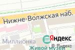 Схема проезда до компании Лаборатория в Нижнем Новгороде